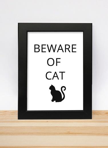 Beware of Cat Çerçeve-Decarthome